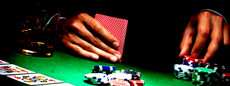 Poker at casino for real cash